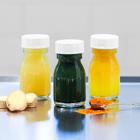 juice BOOSTERS